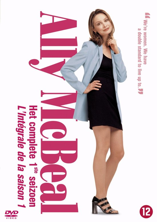 Cover van de film 'Ally Mcbeal'