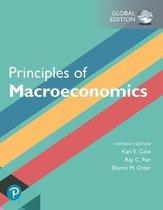 Boek cover Principles of Macroeconomics, Global Edition van Karl Case