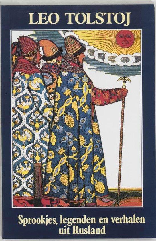 Sprookjes, legenden en verhalen uit Rusland - L.N. Tolstoj | Fthsonline.com
