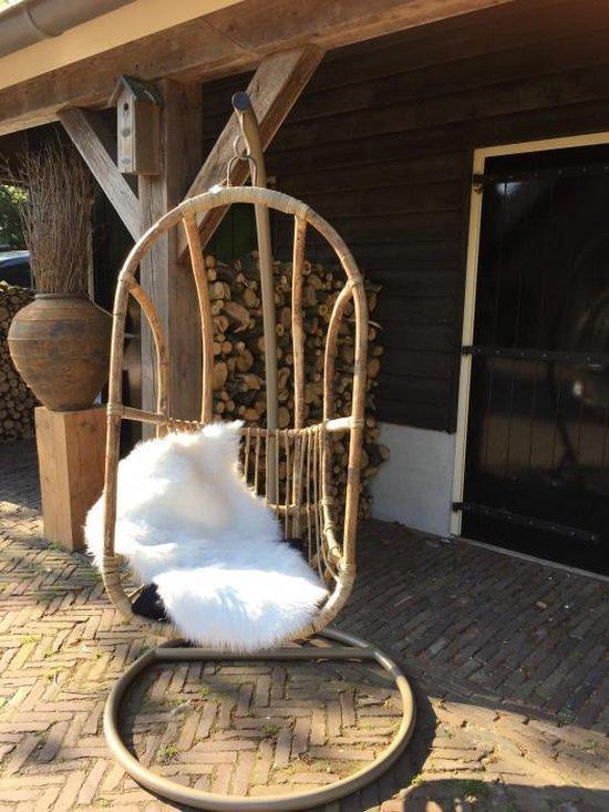 Hang Stoel Rotan.Bol Com Rotan Hangstoel Monkey Chair