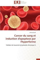 Cancer Du Sang Et Induction d'Apoptose Par l'Hyperforine