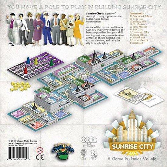 Thumbnail van een extra afbeelding van het spel Sunrise City