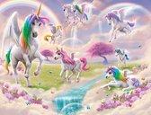 Walltastic Magical Unicorn Kinderbehang - Posterbehang Eenhoorns - 305 x 244 cm