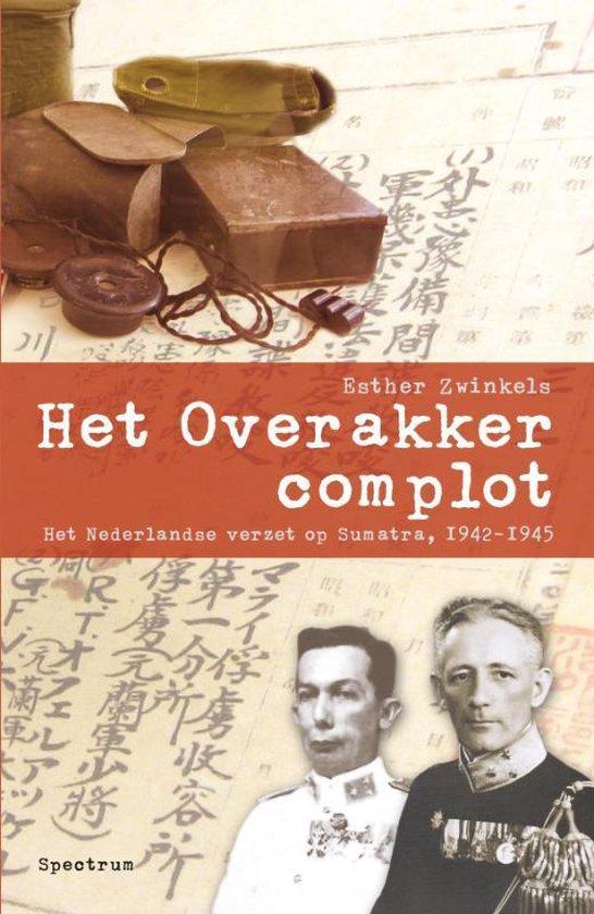 Het Overakker-complot - Esther Zwinkels |