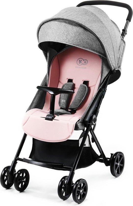 Product: Kinderkraft Wandelwagen Lite UP Pink, van het merk KinderKraft