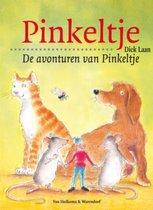 Boek cover Pinkeltje 1 - De avonturen van Pinkeltje van Dick Laan