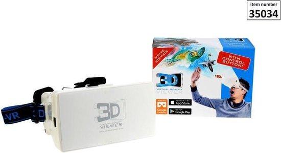 3D-Vr-Viewer Deluxe White (White Box) XXX