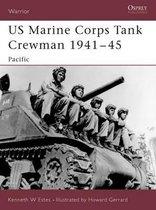 Boek cover US Marine Corps Tank Crewman, 1941-45 van Kenneth W Estes (Paperback)