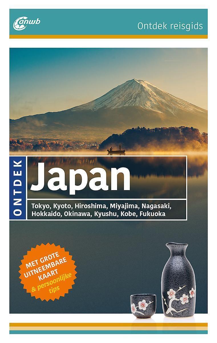 Ontdek reisgids - Ontdek Japan - Angela Heetvelt