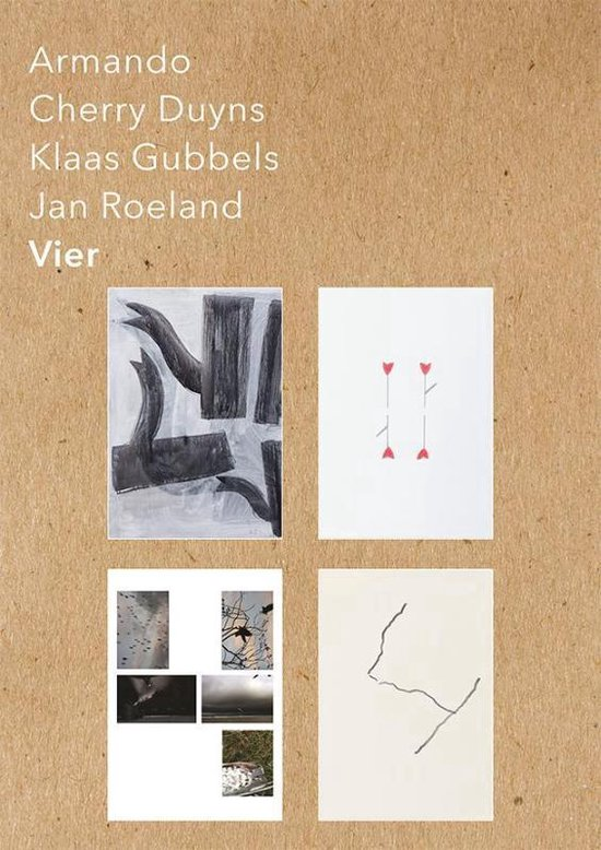 Armando, Cherry Duyns, Klaas Gubbels, Jan Roeland: Vier - J. Heymans |