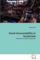 Social Accountability in Guatemala