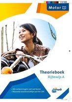 Boek cover Motor Theorieboek Rijbewijs A ANWB van ANWB