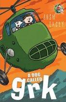 Boek cover A Dog Called Grk van Josh Lacey