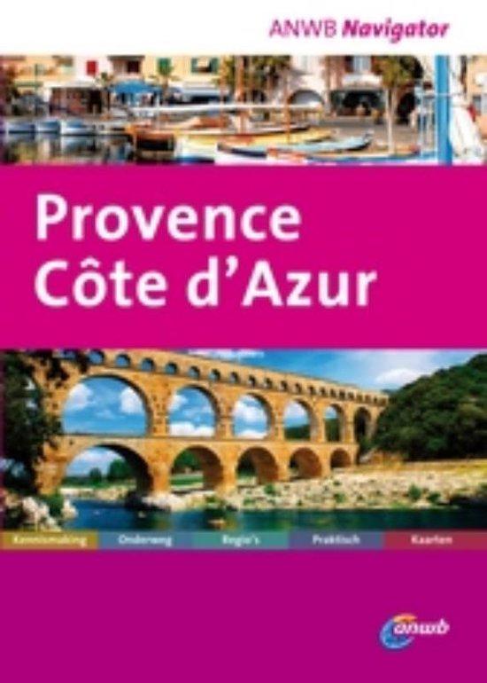 ANWB navigator - Provence Cote d'Azur - Lindsay Bennet   Readingchampions.org.uk