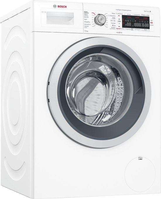 Bosch WAWH2643NL - Serie 8 - i-Dos - Wasmachine