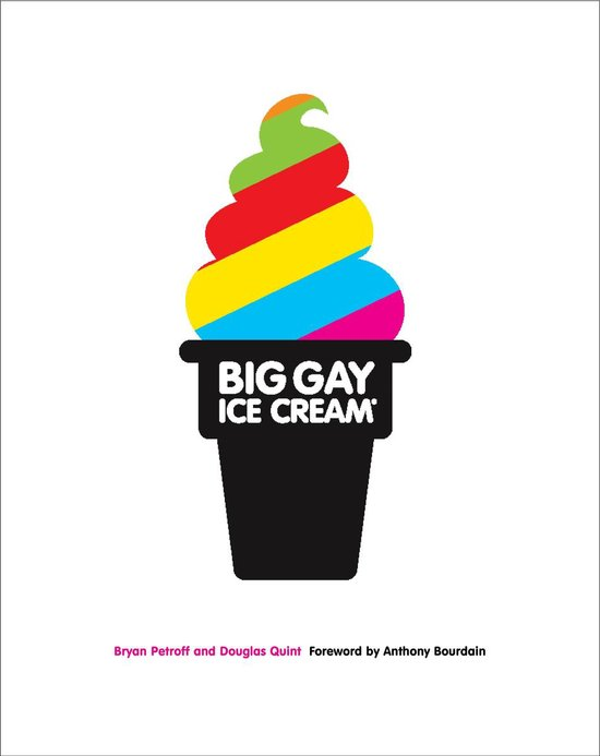 Big Gay Ice Cream Book