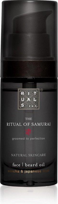 RITUALS The Ritual of Samurai Beard Oil, 30 ml