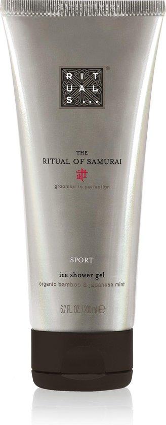 RITUALS The Ritual of Samurai Ice Shower douchegel - 200 ml