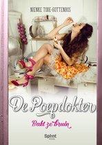 Boek cover De poepdokter 2 - Bakt ze bruin van Nienke Gottenbos (Hardcover)