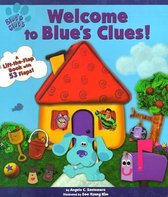 Boek cover Welcome to Blues Clues van Angela C Santomero