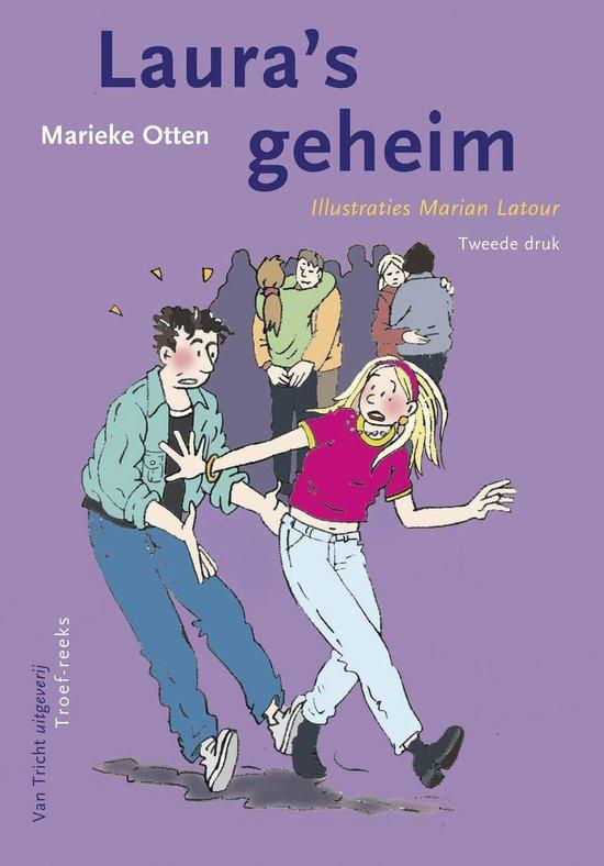 Troef-reeks - Laura's geheim - Marieke Otten pdf epub