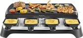 Tefal gourmetstel - 8 Smart RE4598 - Raclette