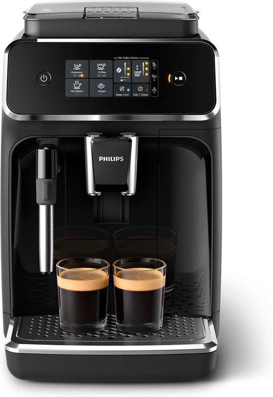 Philips serie 2200 EP2221/40 - Volautomatische espressomachine