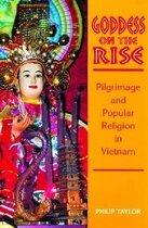 Omslag Goddess on the Rise