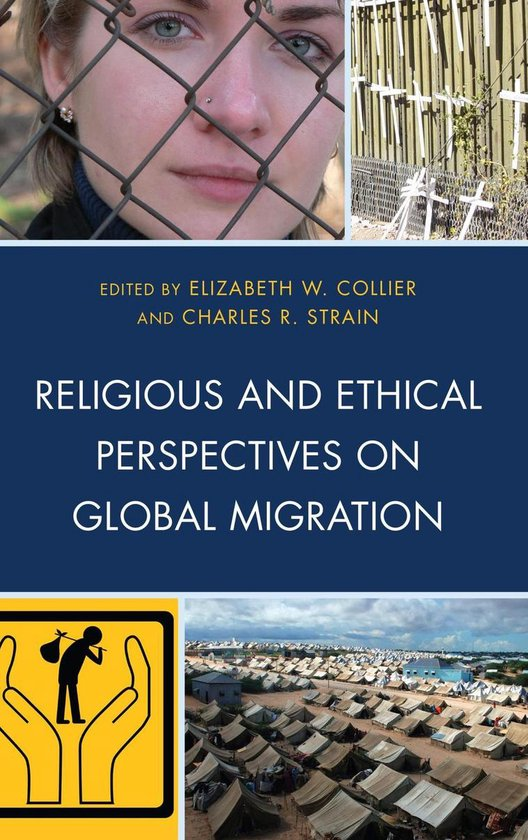 Boek cover Religious and Ethical Perspectives on Global Migration van Marie t. Friedmann Marquardt (Onbekend)