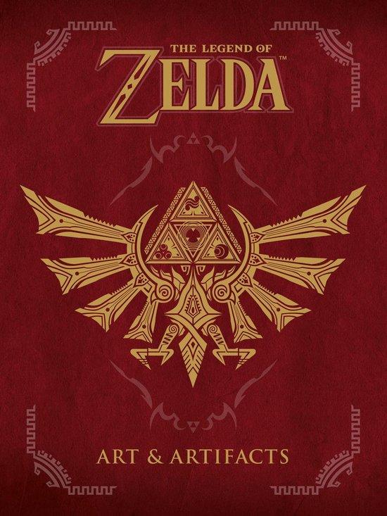 Boek cover The Legend of Zelda: Art & Artifacts van Merkloos (Onbekend)