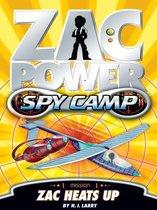 Zac Power Spy Camp: Zac Heats Up
