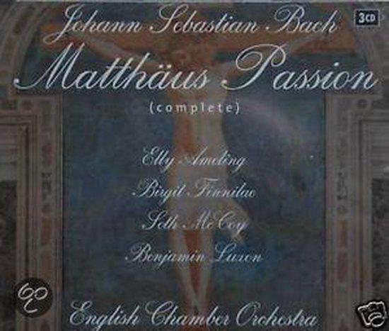 English Chamber Orchestra - Matthaus Passion