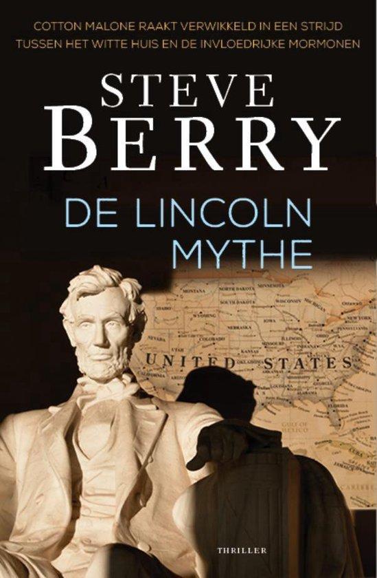 Cotton Malone - De Lincoln mythe - Steve Berry |