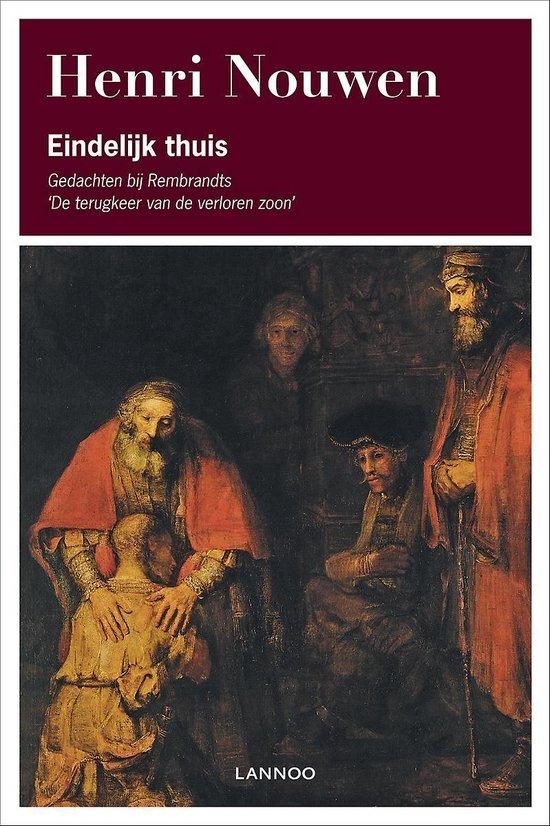 Boek cover Eindelijk thuis van Henri Nouwen (Paperback)