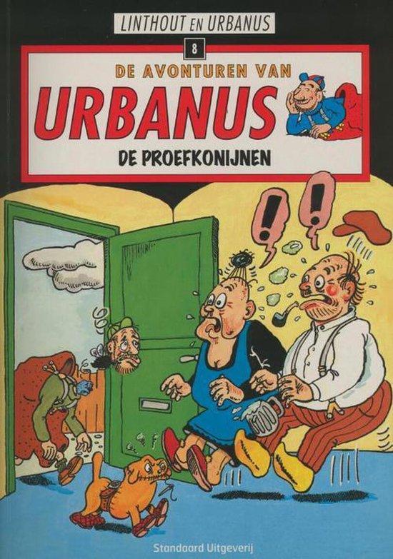Urbanus 8 De proefkonijnen - Urbanus pdf epub