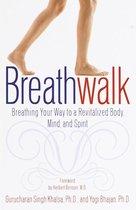 Omslag Breathwalk