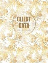 Client Data Organizer Tracker
