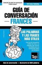 Guia de Conversacion Espanol-Frances y vocabulario tematico de 3000 palabras