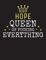 HOPE - Queen Of Fucking Everything