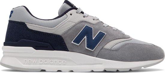 bol.com | New Balance CM997D Sneakers Heren - Gunmetal ...