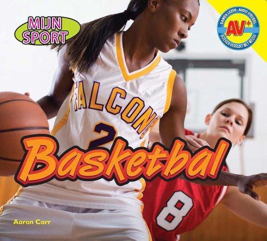 Mijn sport - Basketbal - Aaron Carr |