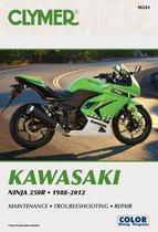Clymer Manuals Kawasaki Ninja 250