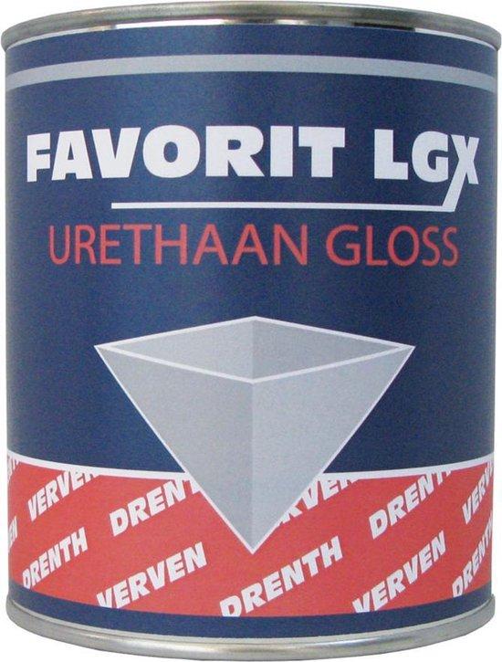 Favorit LGX Urethaan Gloss 1 liter op kleur