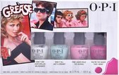 O.P.I. Nail Lacquer Grease Collection Gift Set 4x3.75ml