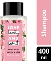 Love Beauty and Planet Shampoo Blooming Colour - 400 ml