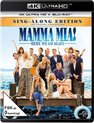 Mamma Mia! Here we go again (Ultra HD Blu-ray & Blu-ray)