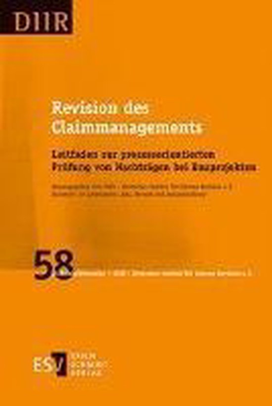 Revision des Claimmanagements