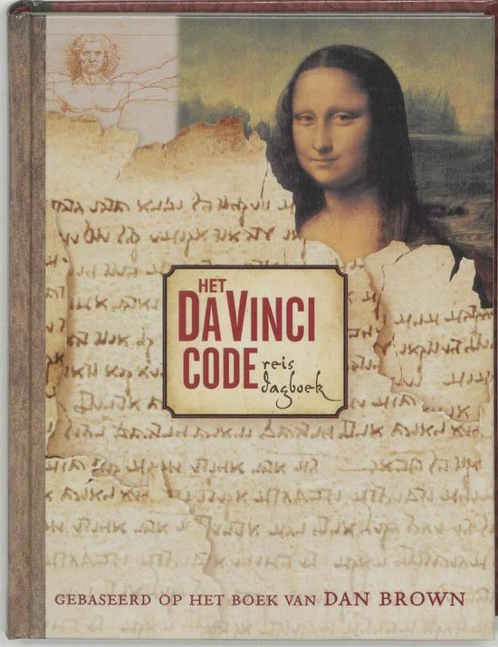 Het Da vinci code reisdagboek - Dan Brown |