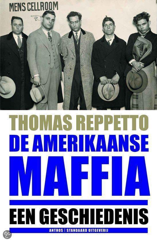 De Amerikaanse Maffia - Thomas Reppetto  