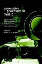 Generative Processes in Music